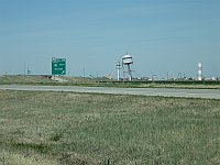 USA - Groom TX - 'Leaning Tower' (20 Apr 2009)