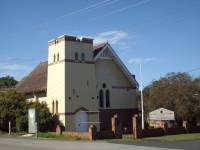 Bangalow - All Souls Anglican Church (26 Jun 2008)