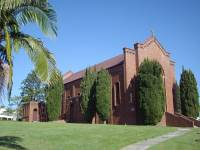 Bangalow - St Kevins Catholic Church (26 Jun 2008)