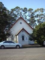 Bangalow - Uniting Church (26 Jun 2008)