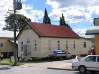 Laidley - Salvation Army Hall (8 Sep 2007)