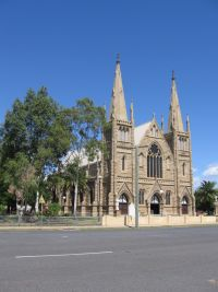 Rockhampton - St Josephs Roman Catholic Cathedral