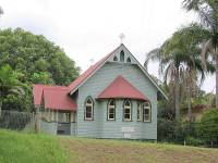 Uki - Holy Trinity Anglican Church (4 Jan 2007)