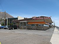 USA - Flagstaff AZ - Crown Railroad Cafe (27 Apr 2009)