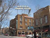 USA - Flagstaff AZ - Hotel Monte Vista (27 Apr 2009)