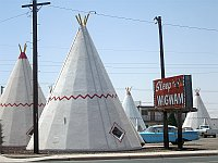 USA - Holbrook AZ - Wigwam Motel (25 Apr 2009)