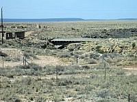 USA - Two Guns AZ - Tourist Complex Ruins Old Bridge 2 (27 Apr 2009)