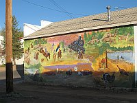 USA - Williams AZ - Mural (26 Apr 2009)
