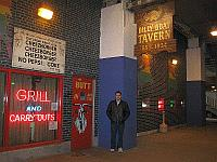 USA - Chicago IL - Billy Goat Tavern Entrance (6 Apr 2009)
