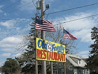 USA - Dwight IL - Old Route 66 Family Restaurant Sign (8 Apr 2009)