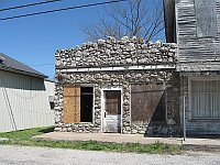 USA - Avilla MO - Abandoned Stone Building (15 Apr 2009)