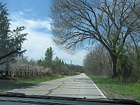 USA - Carterville MO - Old 66 Road to Carthage (15 Apr 2009)