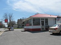 USA - Carterville MO - Peggy Sue Drive-In (15 Apr 2009)
