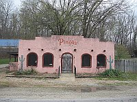 USA - Doolittle MO - Pingas Abandoned Mexican Restaurant (14 Apr 2009)