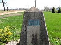 USA - Phillipsburg MO - Former Roadside Park Marker (14 Apr 2009)