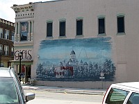 USA - Webb City MO - Mural (15 Apr 2009)