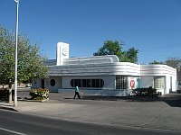 USA - Albuquerque NM - 66 Diner (24 Apr 2009)