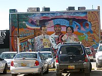 USA - Albuquerque NM - Mural 1 (24 Apr 2009)
