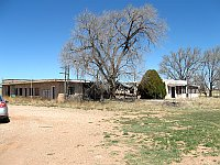 USA - Bard NM - Abandoned Tourist Complex (21 Apr 2009)