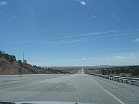 USA - Clines Corners NM - Highway US285 'Scenery' (21 Apr 2009)