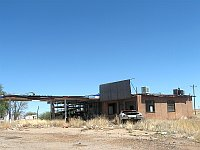 USA - Cuervo NM - Abandoned Gas Station Complex (21 Apr 2009)