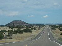 USA - Dilia NM - Route 66 & Mesa (23 Apr 2009)