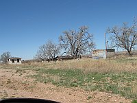 USA - Endee NM - Abandoned Tourist Complex Panoramic 2 (21 Apr 2009)