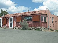 USA - Santa Fe NM - Bobcat Bite Diner (23 Apr 2009)