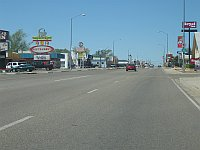 USA - Tucumcari NM - Main Street (21 Apr 2009)