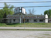 USA - Catoosa OK - Former Arrowood Trading Post (16 Apr 2009)