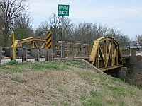 http://urbex.50megs.com/Places/USA/Route 66/Oklahoma/USA - Chelsea OK - 1932 Pony Truss Bridge (16 Apr 2009)