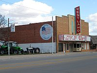 USA - Elk City OK - Westland Theatre (19 Apr 2009)