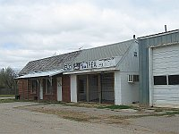 USA - Geary OK - Abandoned Business (19 Apr 2009)
