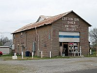 USA - Kellyville OK - Former Cotton Gin then Diner now Antiques (17 Apr 2009)