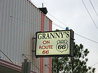 USA - Sapulpa OK - Granny's on Route 66 (17 Apr 2009)