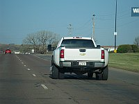 USA - Sayre OK - Ugly Ute (20 Apr 2009)