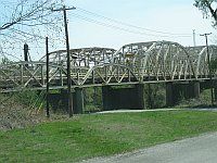 USA - Verdigris OK - McClellan-Kerr Navigation System Twin Bridges 1 (16 Apr 2009)