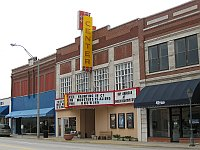 USA - Vinita OK - Center Cinema (16 Apr 2009)
