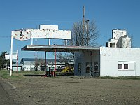 USA - Vega TX - Abandoned Gas Station (21 Apr 2009)