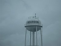 USA - Bourbon MO - Water Tower (13 Apr 2009)